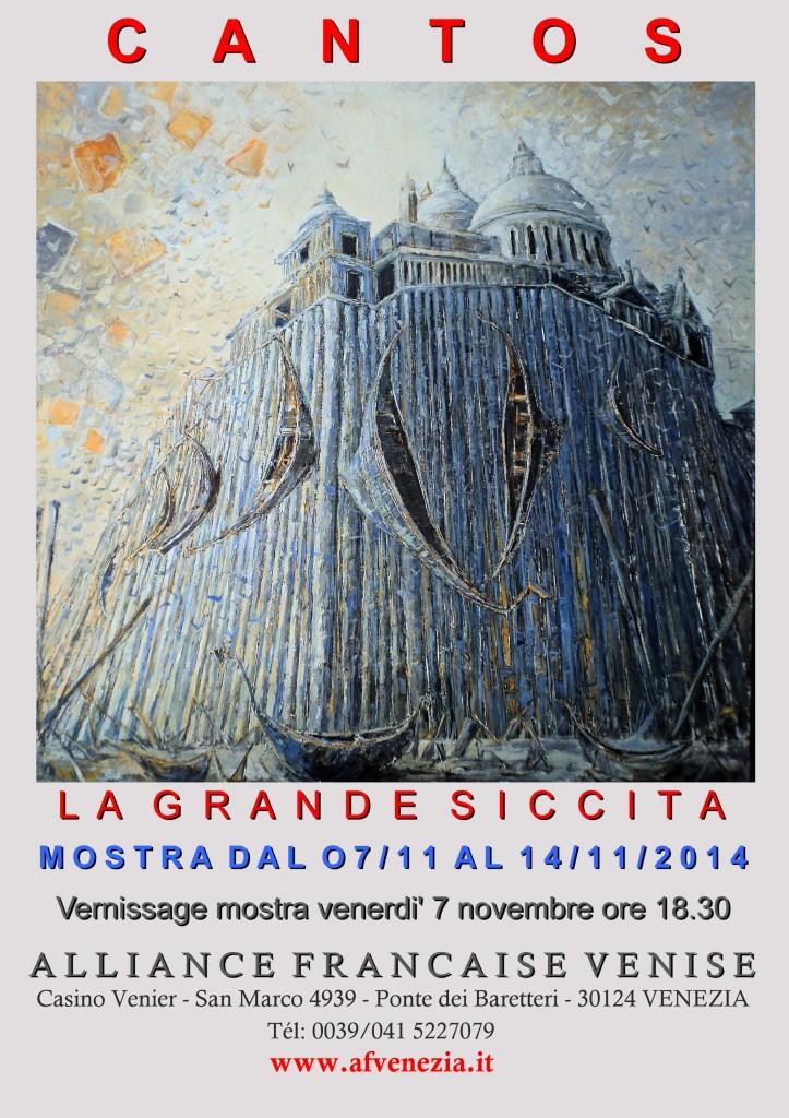 NEW CARTON EXPO VENISE EN ITALIEN